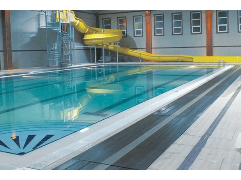 Aqua park, Afyon Gazlıgöl Başaranlar Termal Otel