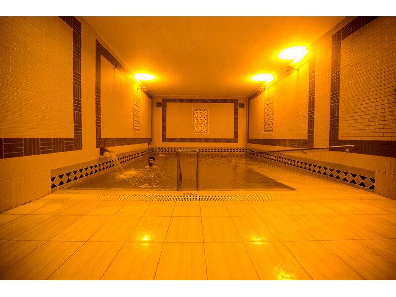 Terapi Kaplıca Havuzu, Afyon Gazlıgöl Başaranlar Termal Otel