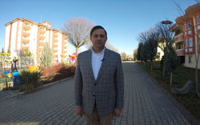 Muammer Özkul's thoughts about our hotel