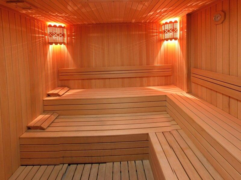 Termal Sauna, Afyon Gazlıgöl Başaranlar Termal Otel