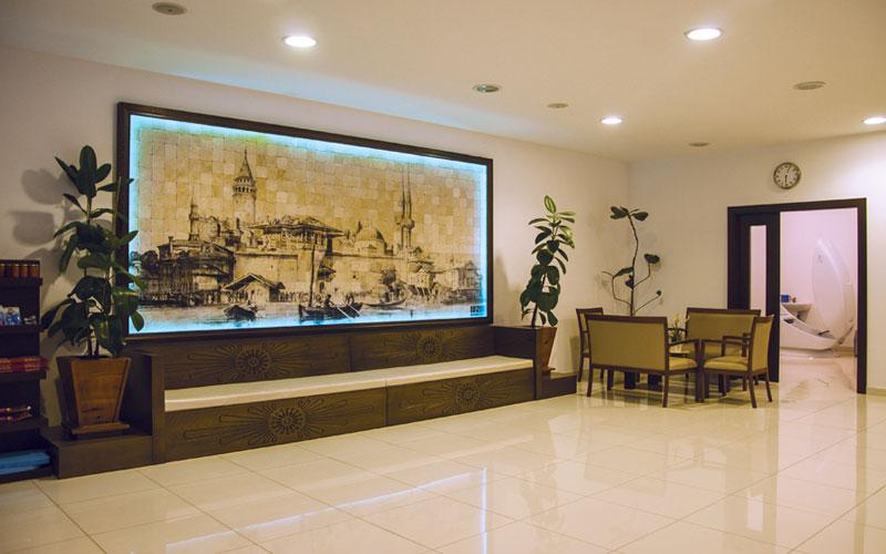 Fitness Salonu, Afyon Gazlıgöl Başaranlar Termal Otel